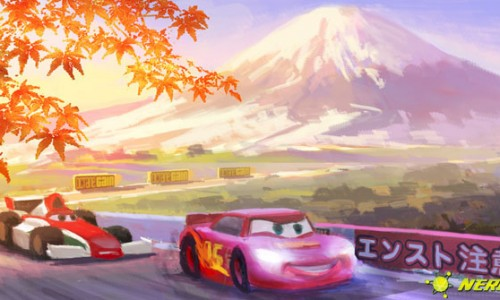 Cars 2 Teaser Trailer and Concept Artworks Are Out