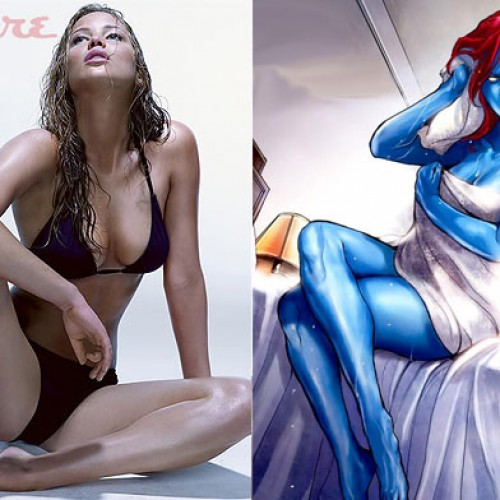 Jennifer Lawrence on Looking Hot and Naked as Mystique in X-Men: First Class