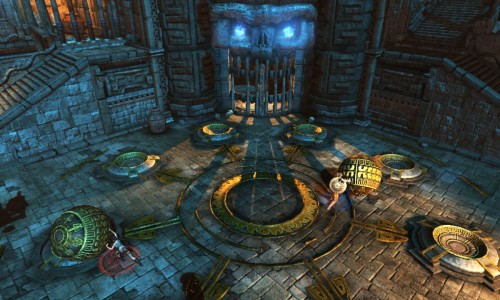 Lara Croft and the Guardian of Light PS3 REVIEW