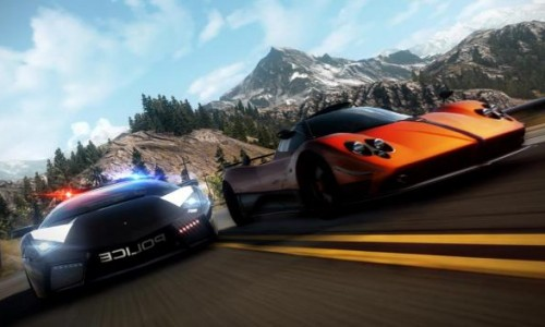 New Need for Speed Enforcer Trailer