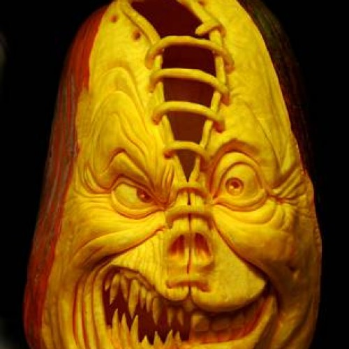 Pumpkin Carvings so Crazy, It Will Make You Wanna Slap Your Momma