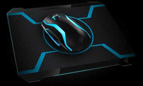 Cool New Light Cycle-Like Tron Mouse