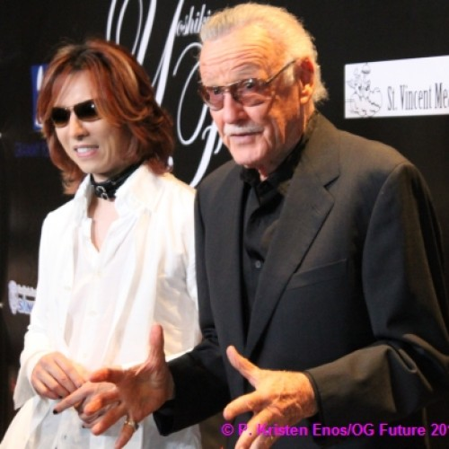 Stan Lee To Get Star on Hollywood's Walk of Fame Today