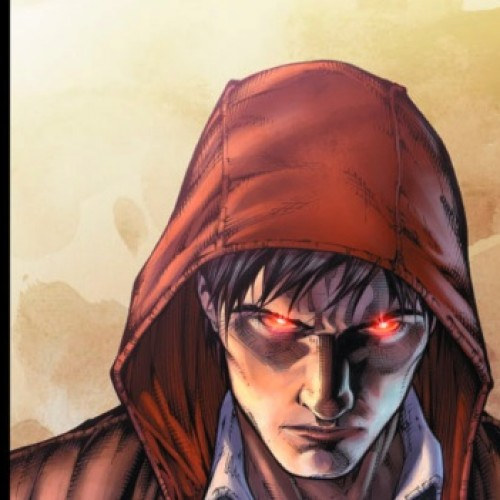 DC's Earth One Graphic Novel Makes Superman Look Like an Emo Vampire