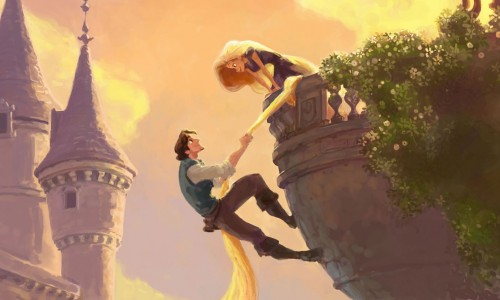 TANGLED: Meet Flynn Rider Clip – Plus Concept Artworks
