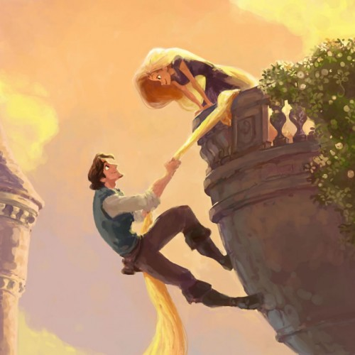 New Disney's Tangled Preview: Found Rapunzel