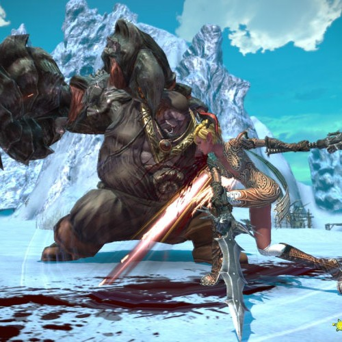 TERA Spotlight: The Race of the Castanics and the Slayer Class