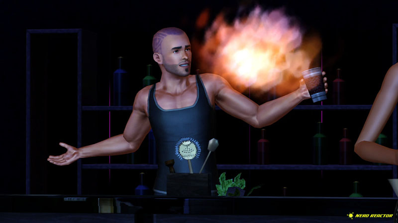 Party with Vampires with The Sims 3 Late Night Expansion