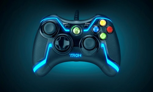 TRON Controllers for Wii, PS3, & 360 Coming November!