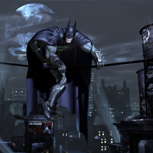 More Screenshots, Artworks, and Harley Quinn for Batman: Arkham City