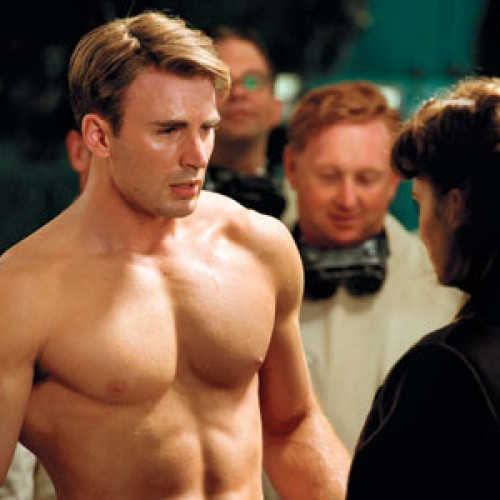 Captain America Surfaces with More Photos