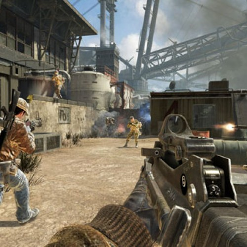 Call of Duty: Black Ops Sets Record with $360 Million Opening Day