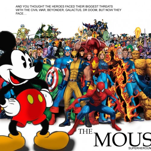 Disney buys all Marvel home entertainment distribution rights from Paramount