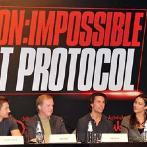 MI:4 Official Title Revealed! Ghost Protocol?