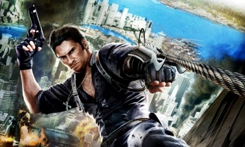 Just Cause is Heading to the Big Screen?