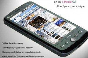 T-Mobile G2 with Google Phone Preview - Nerd Reactor