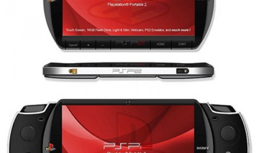 PSP2 Is on Its Way