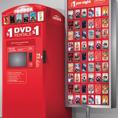 Redbox to Start Renting Games…That's Crazy!