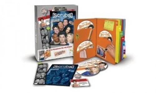Scrubs Complete Collection Out Sept 28