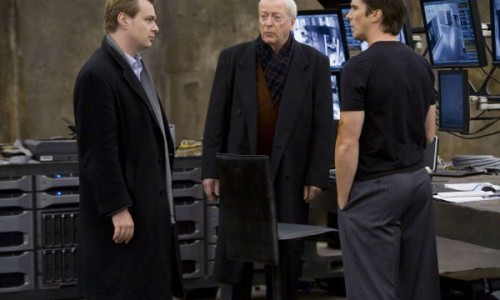 Christopher Nolan Turns in His The Dark Knight Rises Script Today