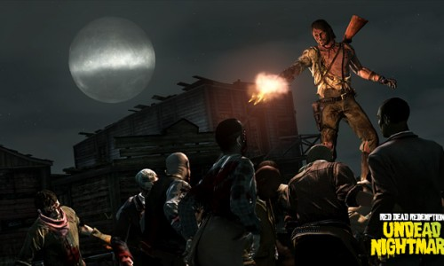 New Red Dead Redemption's Undead Nightmare Trailer