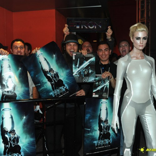TRON Night Coverage: How Was TRON: Legacy 20 Minute Sneak Peek?