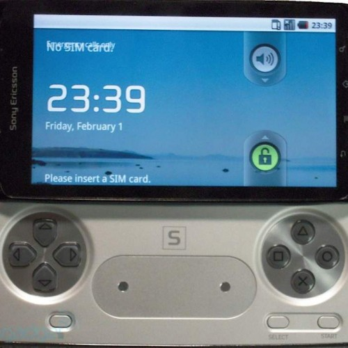 Playstation Phone Pics Unveiled
