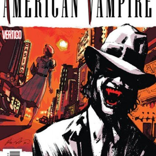 Forget Twilight, Read Stephen King's American Vampire
