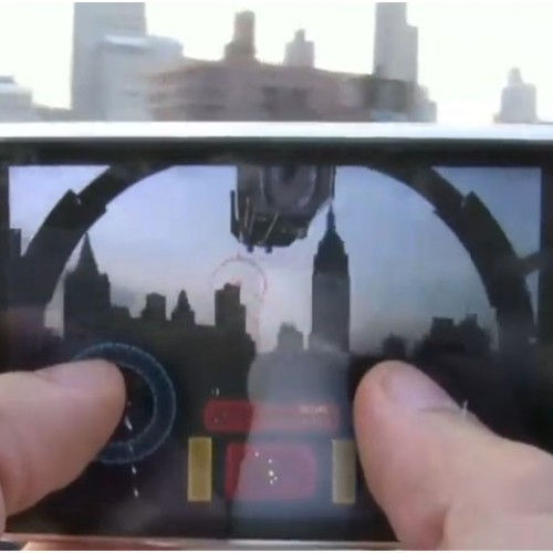 Bitchin Iphone Game Lets You Defend Your Hometown from TIE Fighters