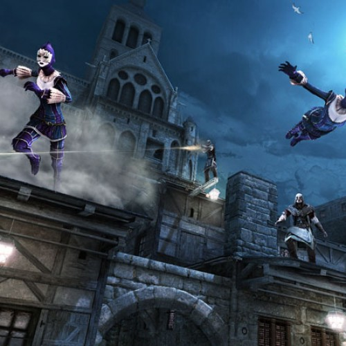 Assassin's Creed Animus Project Update 1.0 DLC Releases Next Month for Free