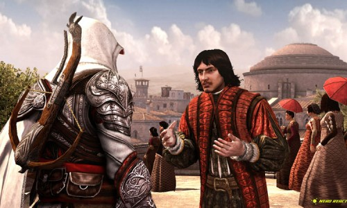 PS3 Gets Exclusive Content for Assassin's Creed Brotherhood