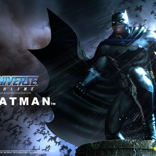 The Dark Knight in All His Glory: DC Universe Online Introduces Batman