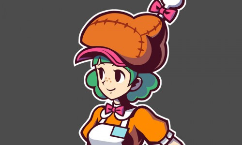 Ghost Trick: Phantom Detective: Roller-Skating Waitress and Singing Chef