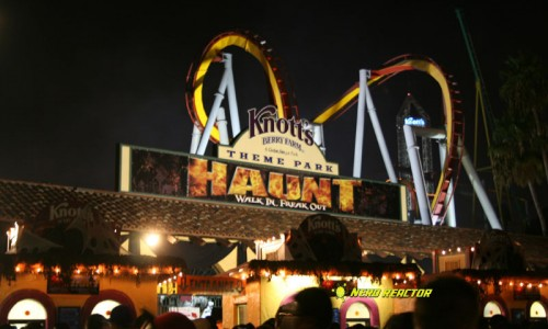 Halloween 2010 Recap: Knott's Scary Farm, Universal Studios Horror Nights, Weekend of Horrors, and More!