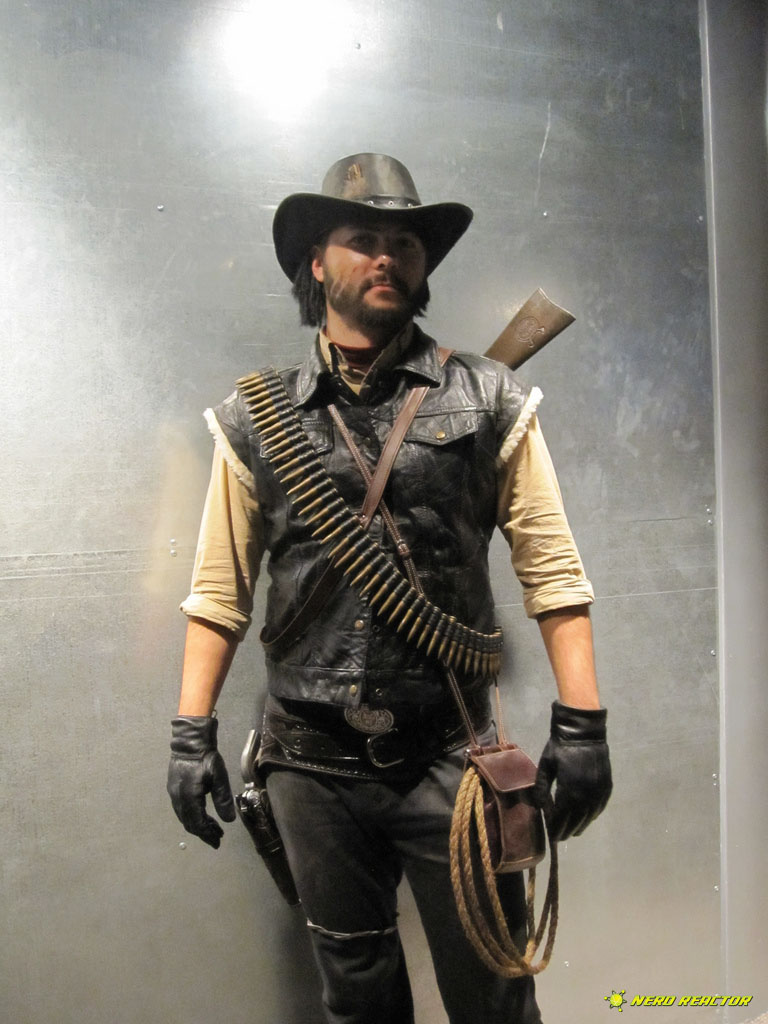 Awesome John Marston Halloween Costume Goes To Nerd