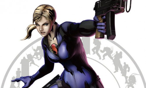 Marvel vs. Capcom 3 Jill Valentine, Shuma-Gorath, She-Hulk, Zero Artworks and Screenshots