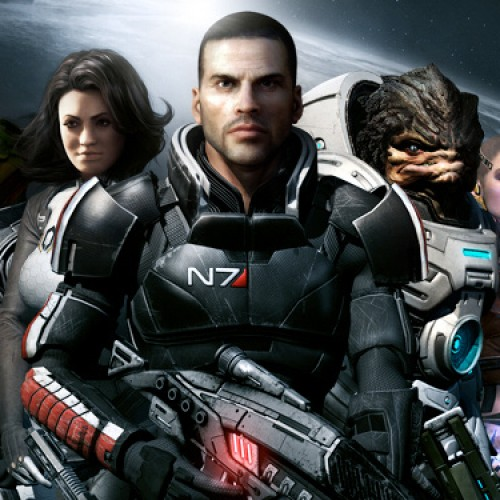 PS3 Version of Mass Effect 2 Will Have an Interactive Comic and DLC but no Mass Effect 1