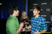 Nerd Reactor Call of Dut Black Ops Launch Event - 101 Matt Lanter