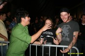 Nerd Reactor Call of Dut Black Ops Launch Event - 104 - metallica fans