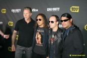 Nerd Reactor Call of Dut Black Ops Launch Event - 16 metallica