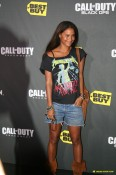 Nerd Reactor Call of Dut Black Ops Launch Event - 80 joy bryant
