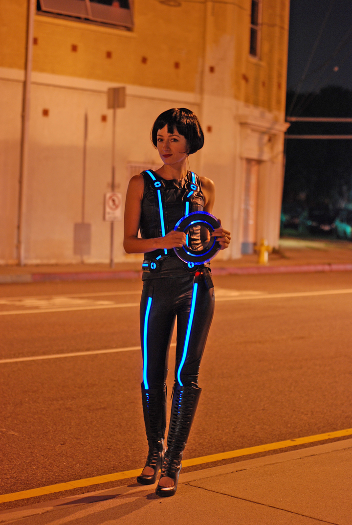Tron Halloween Costume Light Up ✓ Halloween Costumes