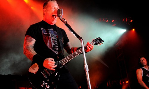 Gallery: Call of Duty: Black Ops Launch Party Explodes with Metallica & Celebs for Charity
