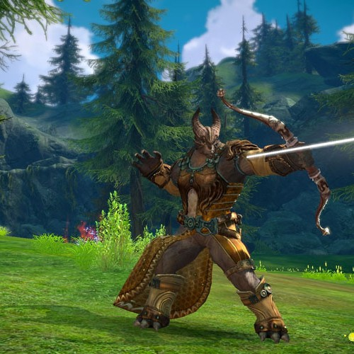 TERA Online Introduces Amani Race and Lancer Class