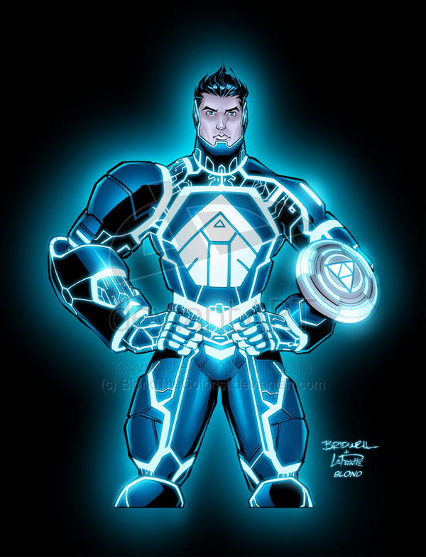 new tron animated tv series in the works nerd reactor