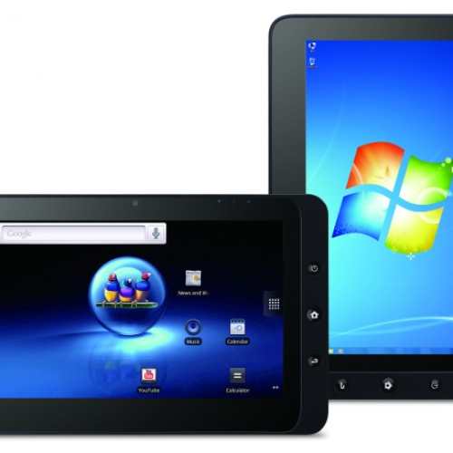 The First Windows/Android Dual OS Tab: The ViewSonic ViewPad 10
