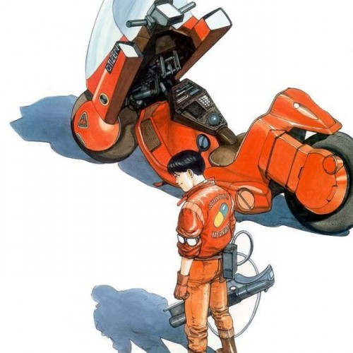 Mila Kunis and Brad Pitt Out While Harry Potter Writer In for Akira Movie