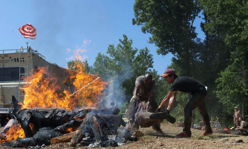 The Walking Dead Episode 5: Wildfire Recap and Review: First Time Zombie Transformation
