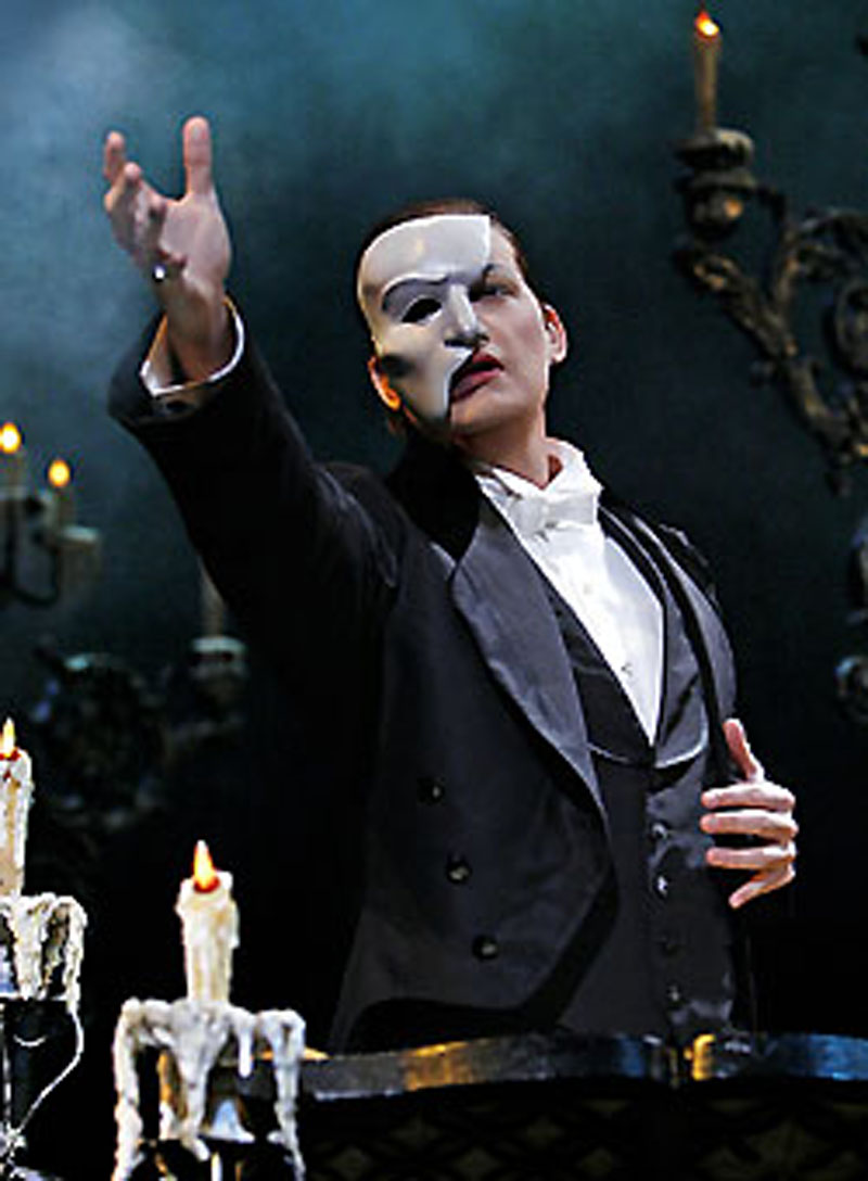 Classical Nerds with The Phantom of the Opera Theatrical Review ...