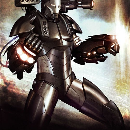 A War Machine Spin-off? Didn't See That Coming